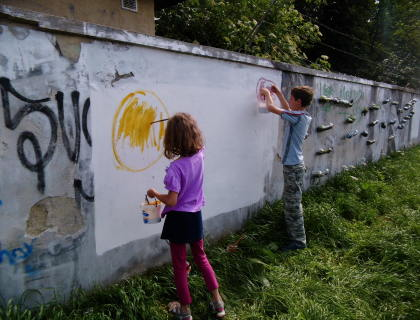 Urban acupuncture in Brno. P.A.R.K.!