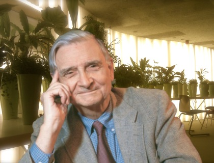 How to save the world according to Edward O. Wilson