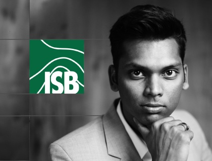 Zaheer Allam is ISB representative for Africa