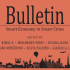 Smart Economy in Smart Cities Bulletin