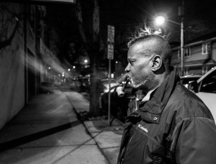 """Kevin Blythe Sampson—""""Newark is in danger because of its realness, power, and history."""""""